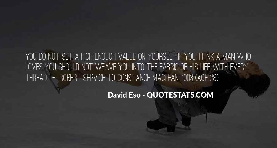 Thread Life Quotes #626799