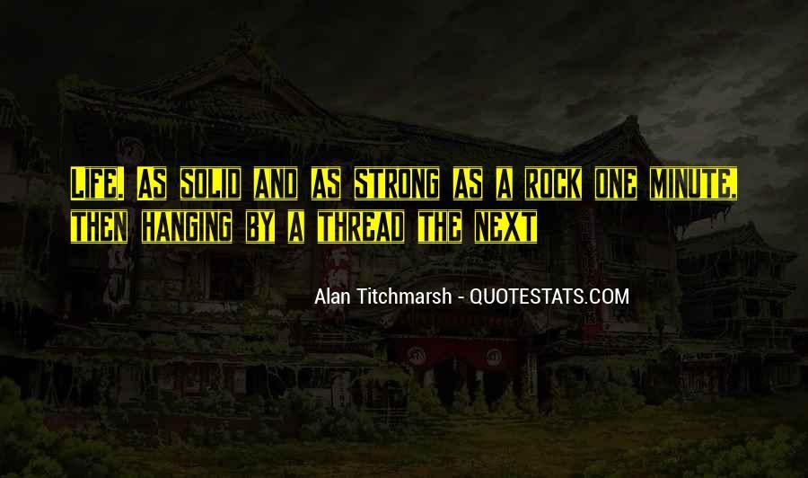 Thread Life Quotes #670682