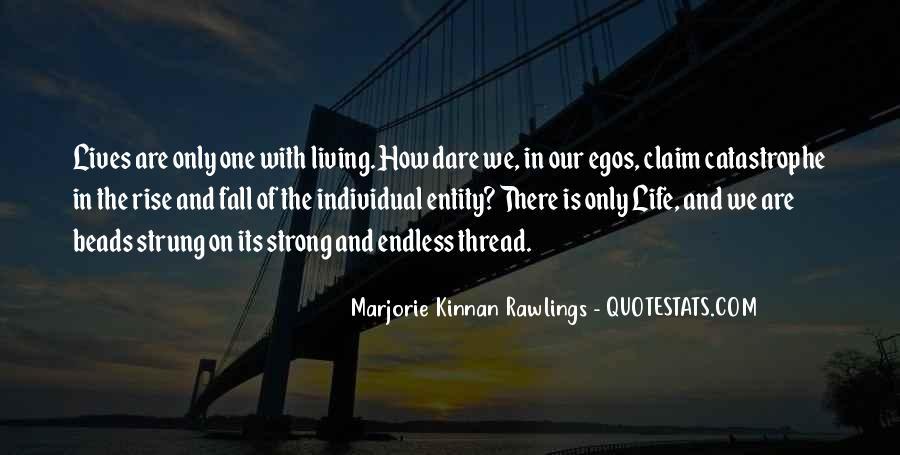 Thread Life Quotes #714119