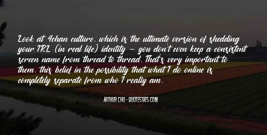 Thread Life Quotes #732591
