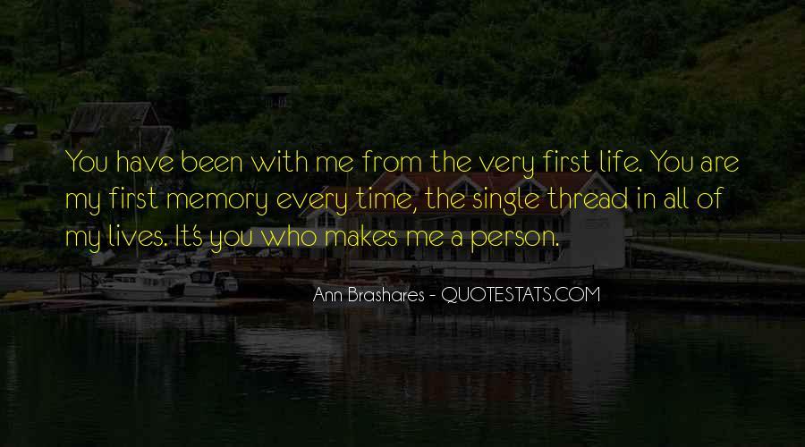 Thread Life Quotes #801760