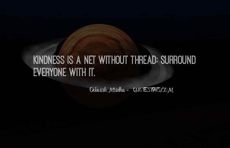 Thread Life Quotes #868939