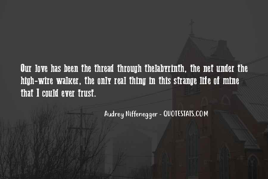 Thread Life Quotes #921115