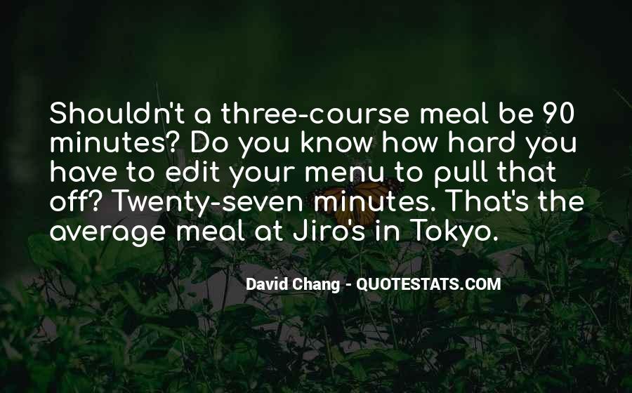 Three The Hard Way Quotes #268245