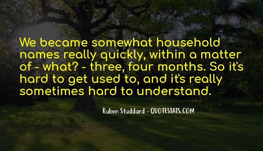 Three The Hard Way Quotes #275636