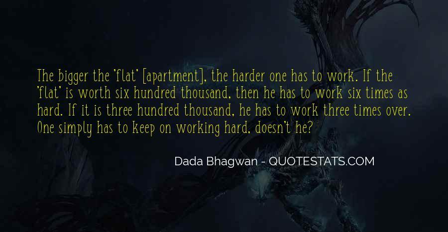 Three The Hard Way Quotes #5652