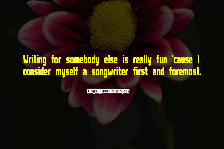 Quotes About Kesha #95186