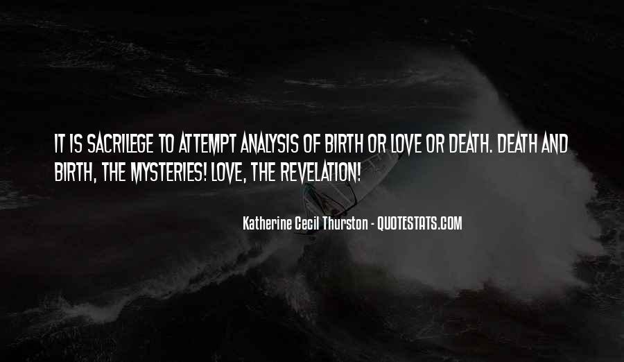 Thurston Quotes #1058153