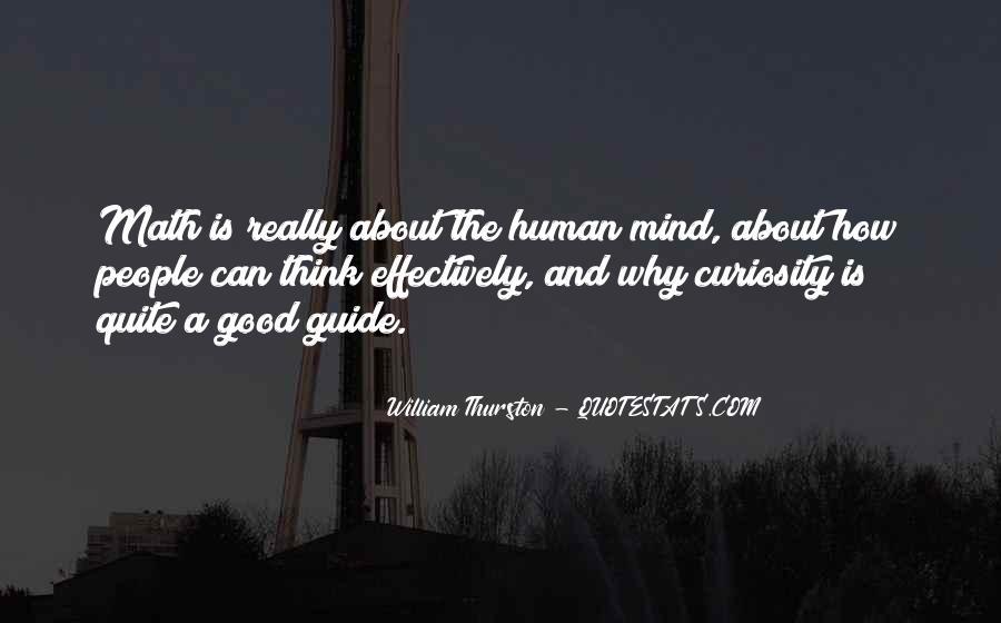 Thurston Quotes #1241683