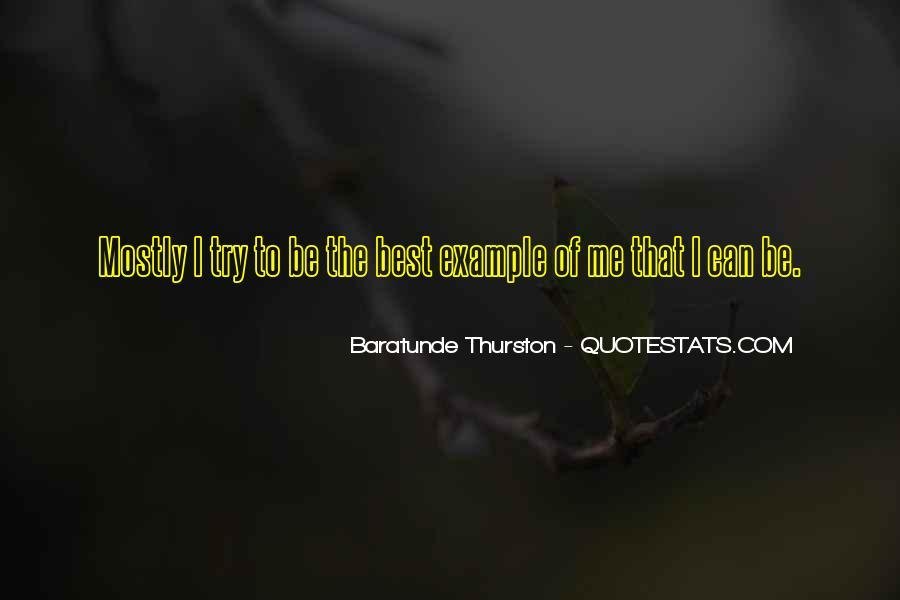 Thurston Quotes #130622