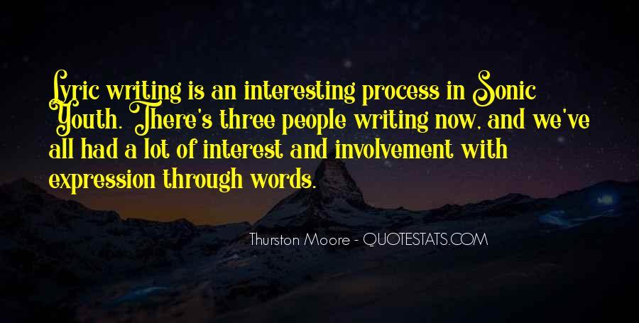 Thurston Quotes #1334570