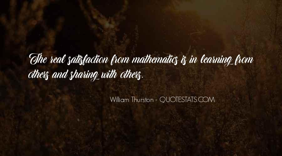 Thurston Quotes #177599