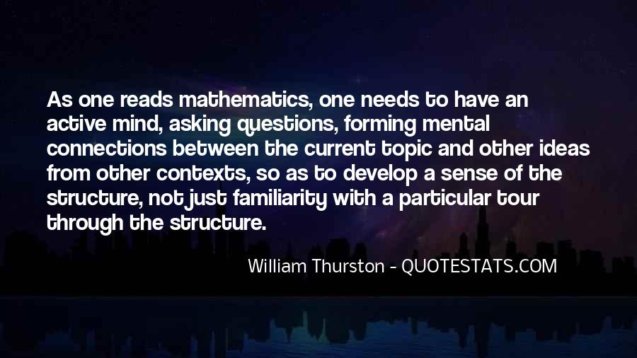 Thurston Quotes #320795