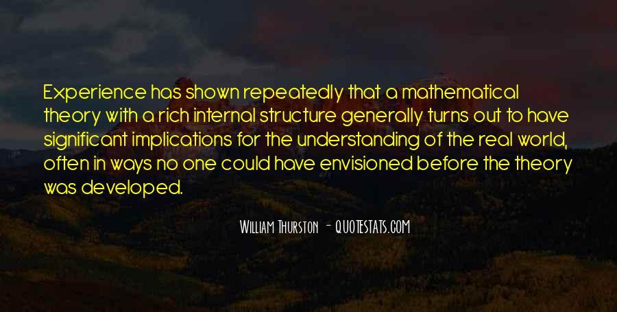 Thurston Quotes #679212