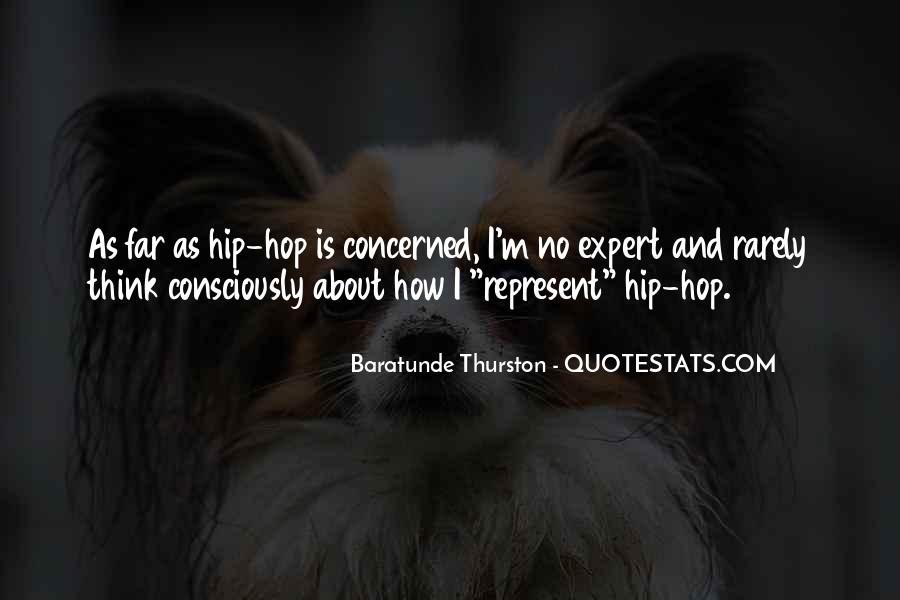 Thurston Quotes #739197
