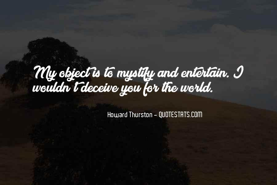 Thurston Quotes #767845