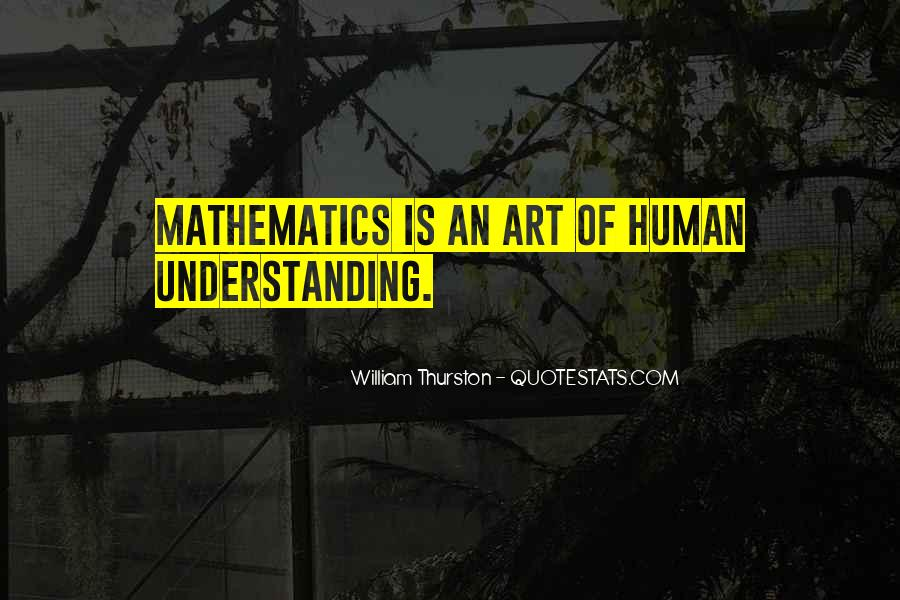 Thurston Quotes #884634