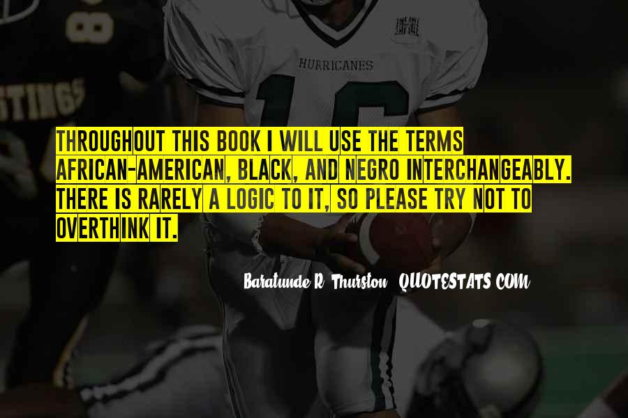 Thurston Quotes #919014