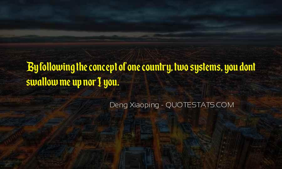 Quotes About Deng Xiaoping #1489920