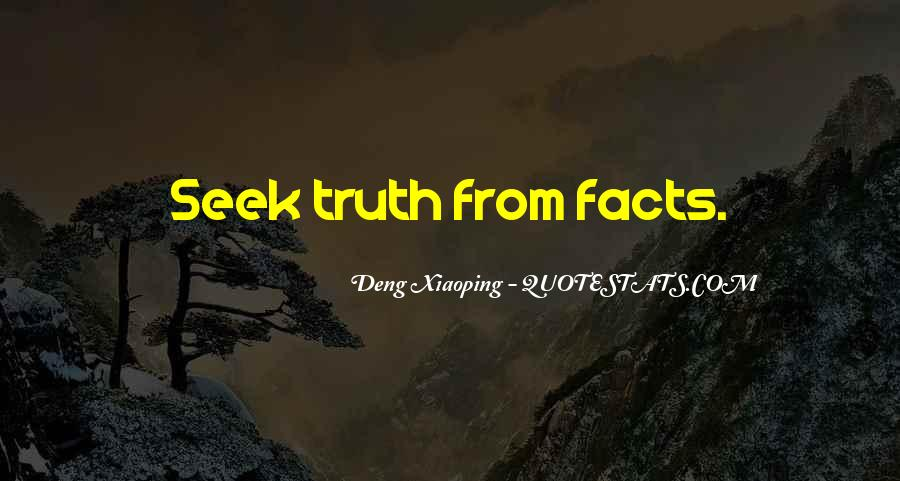 Quotes About Deng Xiaoping #1782490