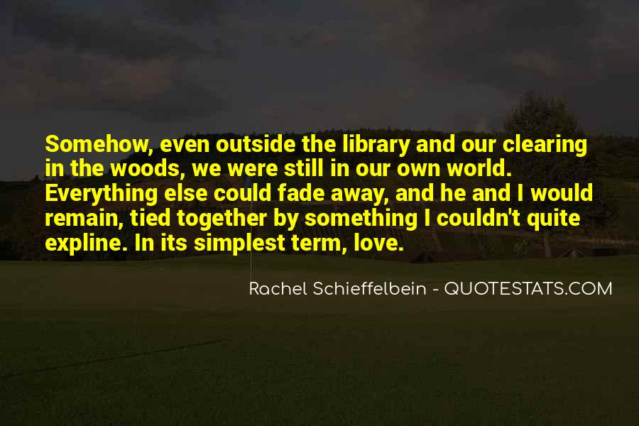 Tied Together Love Quotes #1298460
