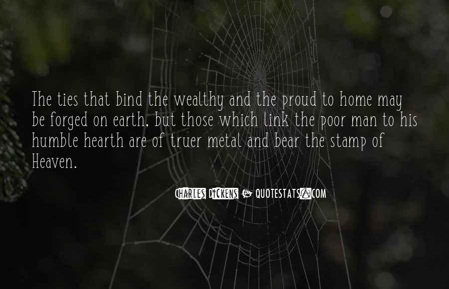 Ties That Bind Us Quotes #1408697