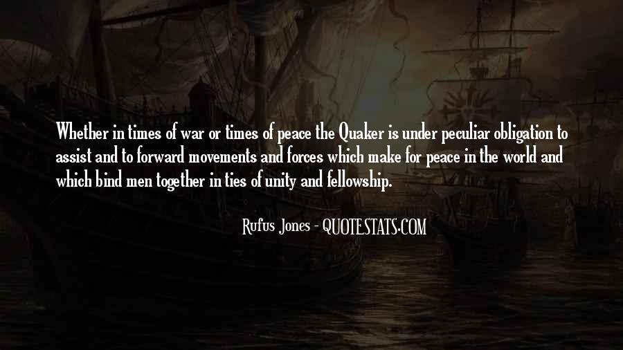 Ties That Bind Us Quotes #1460573