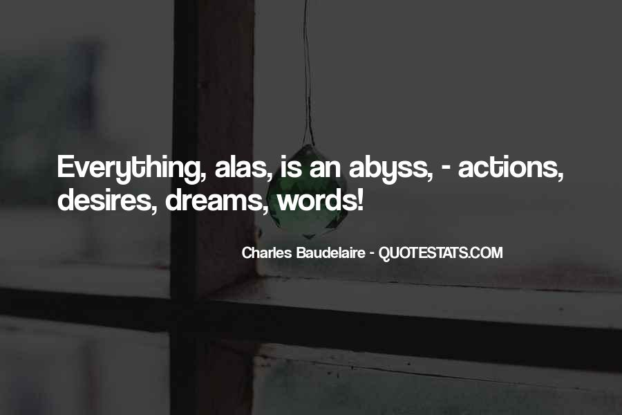 Quotes About Actions Versus Words #103428