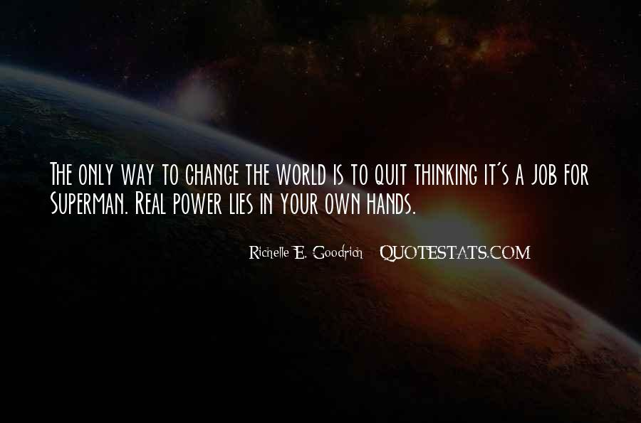 Quotes About Actions Versus Words #110058