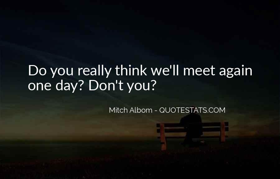 Till The Day We Meet Again Quotes #764505