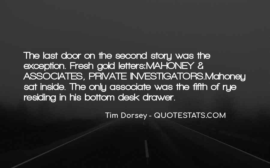 Tim Mahoney Quotes #731578