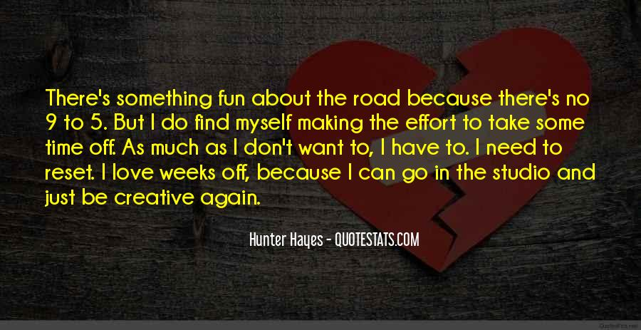 Time And Effort Love Quotes #449752