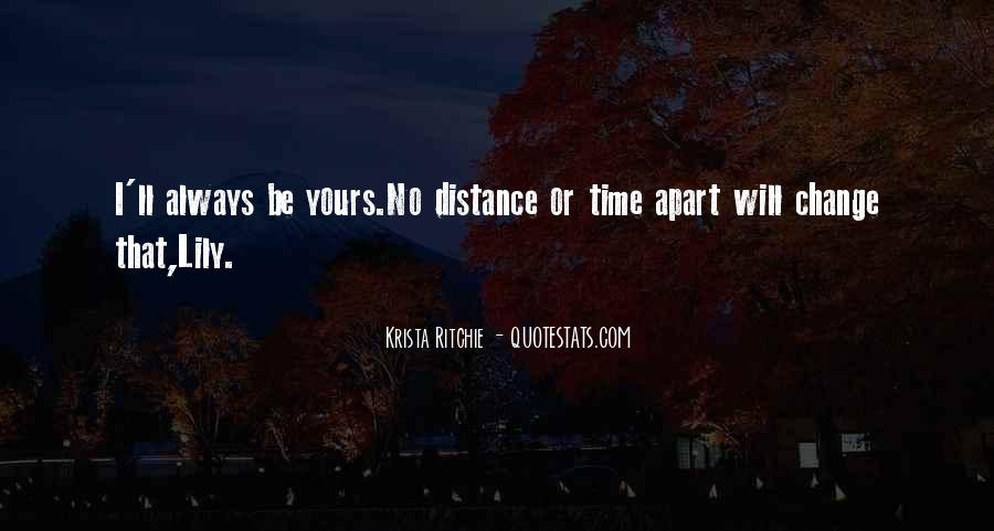 Time Change Friends Quotes #1105825