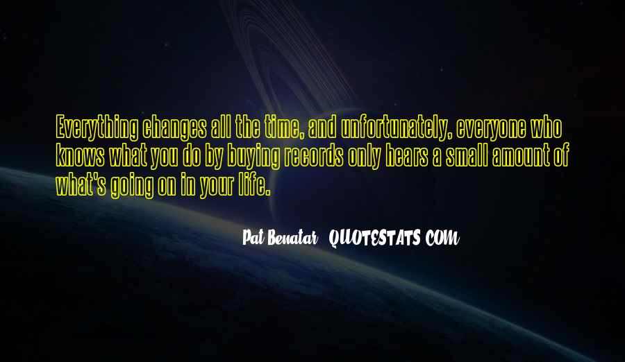 Time Changes All Quotes #139496