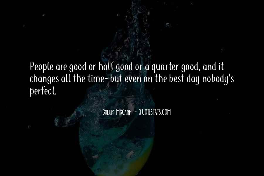 Time Changes All Quotes #1444057