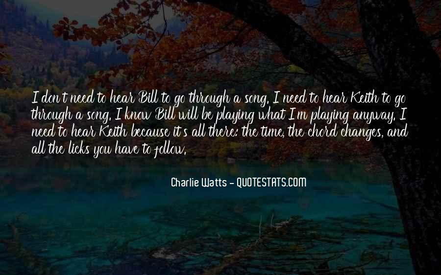 Time Changes All Quotes #172465
