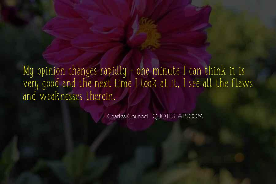Time Changes All Quotes #881952