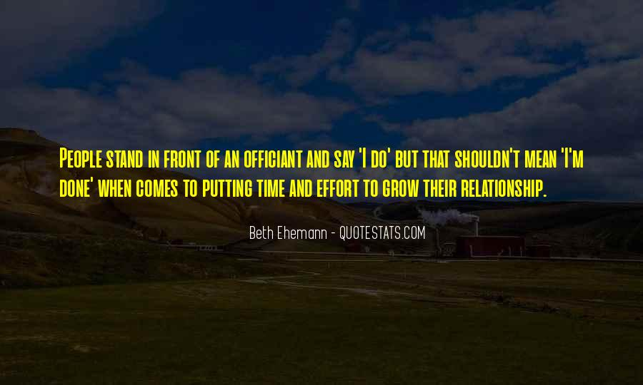 Time Comes Quotes #34709
