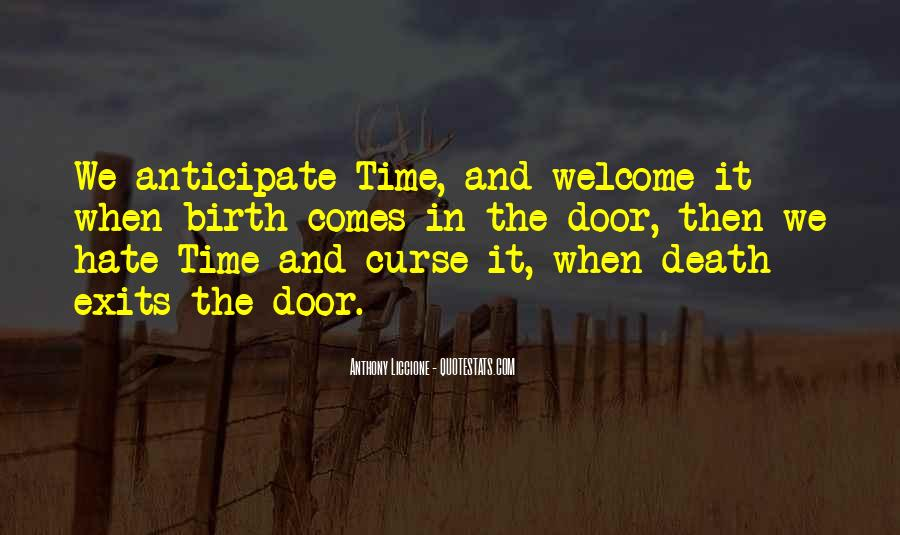 Time Comes Quotes #50823