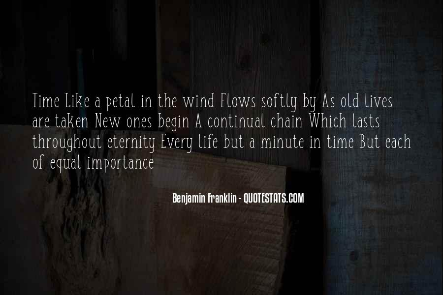Time Flows Quotes #1283921