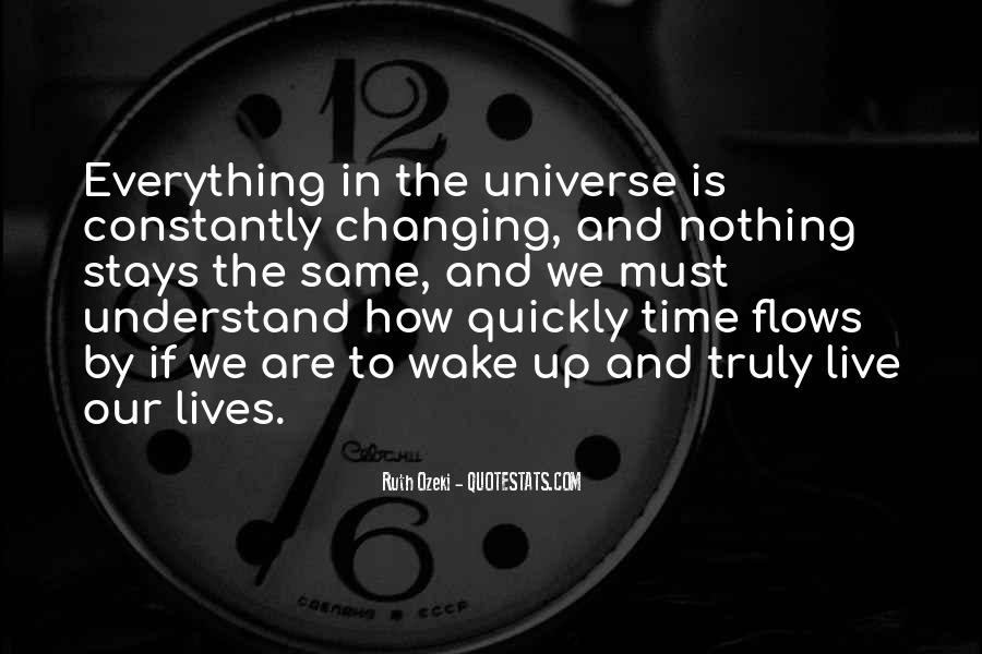 Time Flows Quotes #1711637