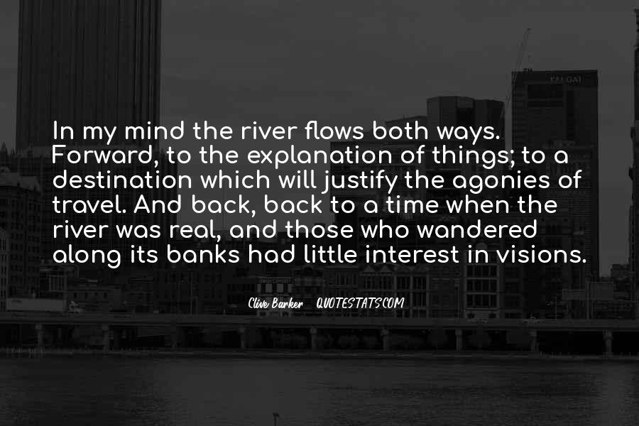 Time Flows Quotes #271601
