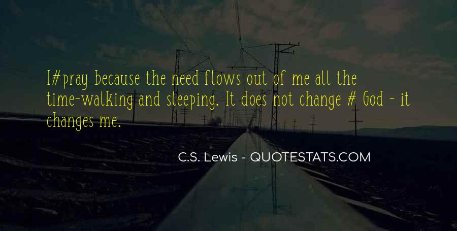 Time Flows Quotes #281600