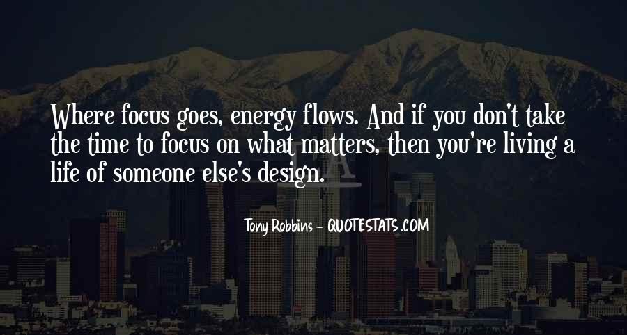 Time Flows Quotes #429285
