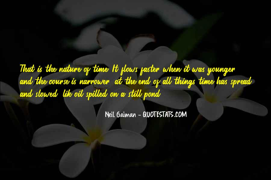 Time Flows Quotes #744574