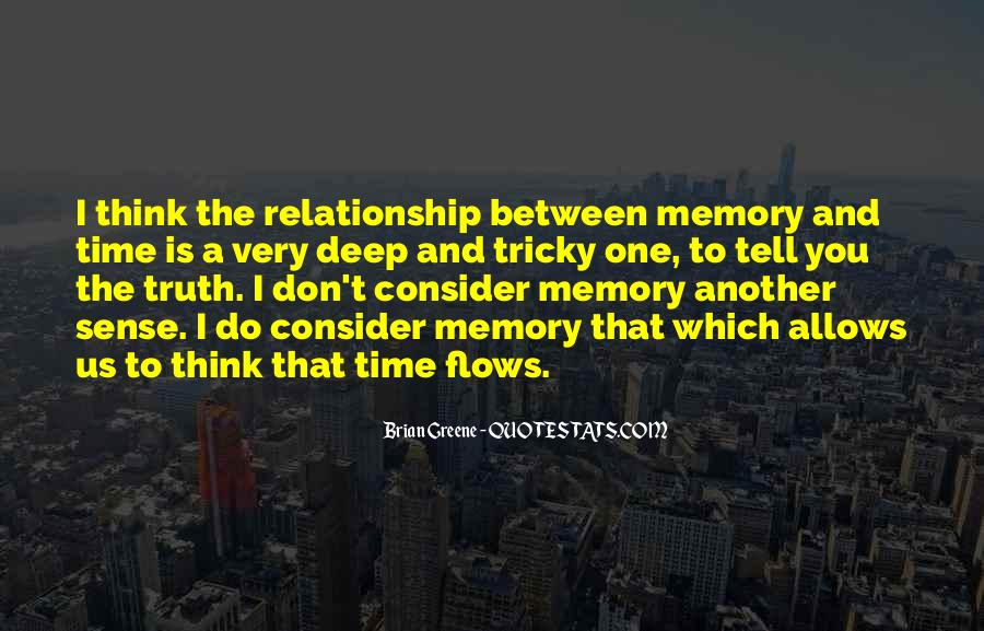 Time Flows Quotes #959496