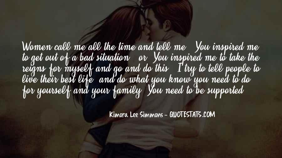 Top 53 Time For Your Family Quotes Famous Quotes Sayings About