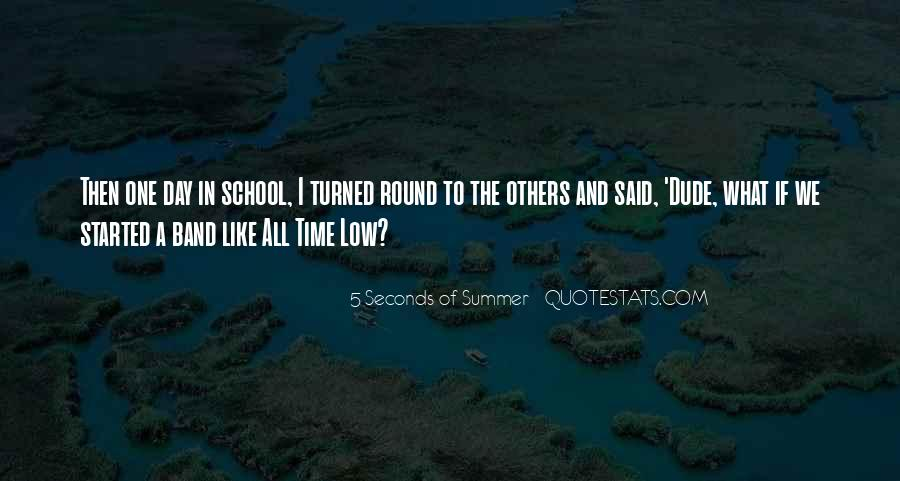 Time In School Quotes #36010