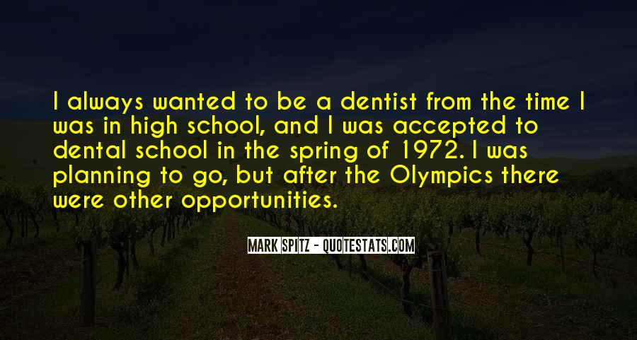 Time In School Quotes #57035