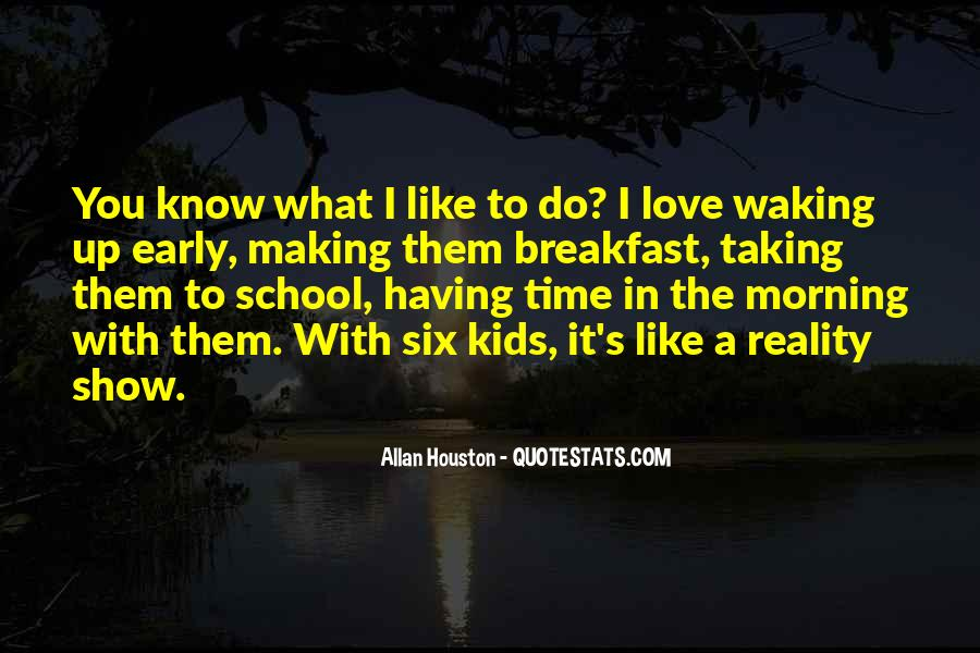 Time In School Quotes #62117